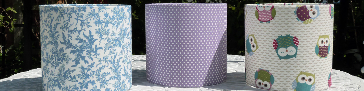 Learn to make a drum lampshade